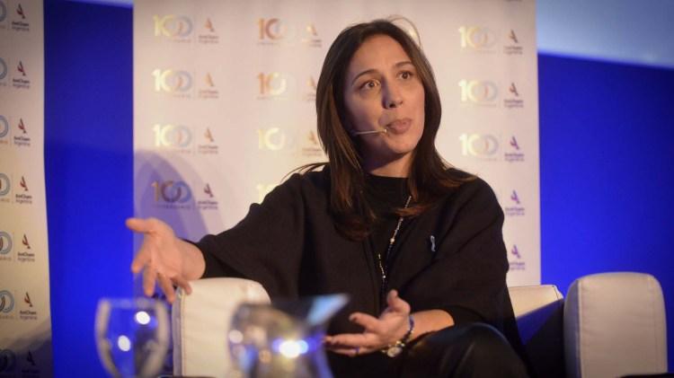 Vidal jugó fuerte y pidió no trasladar la devaluación a los precios (Gustavo Gavotti)