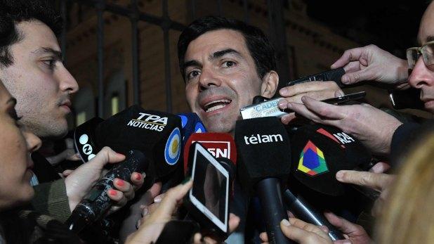 Juan Manuel Urtubey no será de la partida (Fabián Ramella)