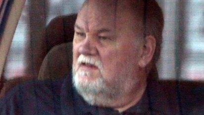 Thomas Markle no tiene relación con su hija desde mayo pasado. No fue invitado a la boda(Grosby)
