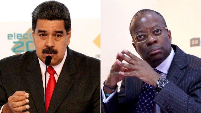 Nicolás Maduro expulsó a Todd Robinson de Venezuela