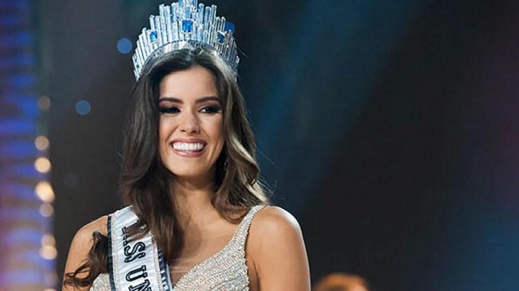 Vega fue Miss Universo en 2014
