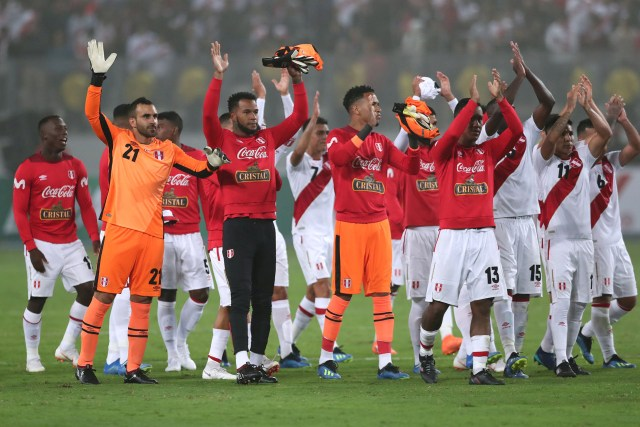 Perújuega su último amistoso ante Suecia y luego viajará a Rusia para prepararse para el debut
