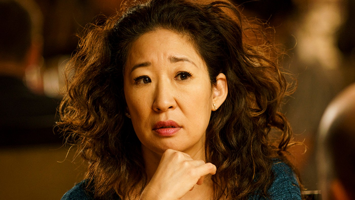 Sandra Oh en Killing Eve
