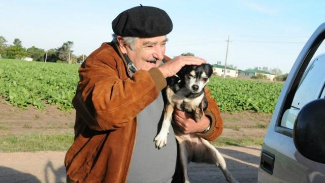 Mujica y Manuela.