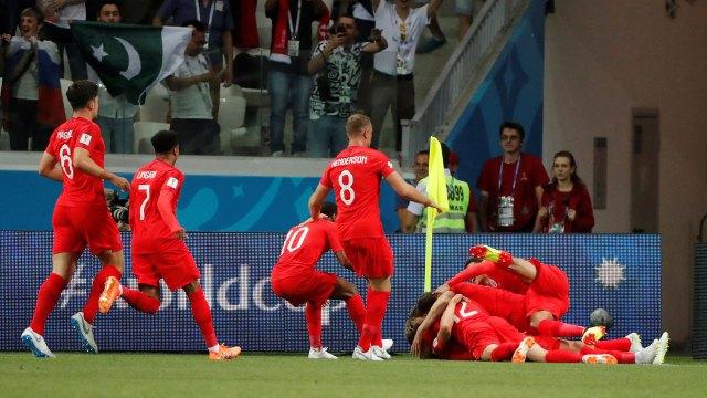 Inglaterra busca ganar en un Mundial tras casi ocho años (Reuters)
