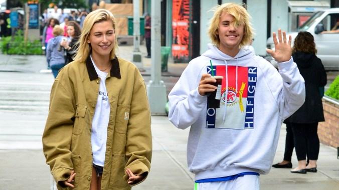 Justin y Hailey comparten la misma religión (The Grosby Group)