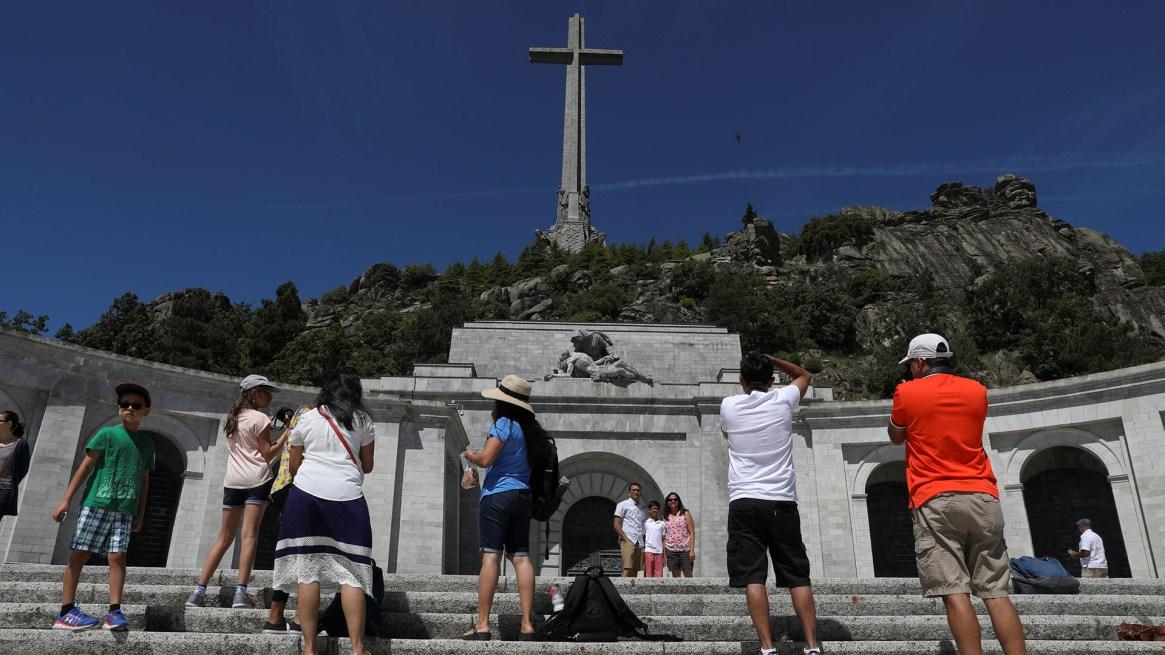 El Valle de los Caídos (Foto: REUTERS)