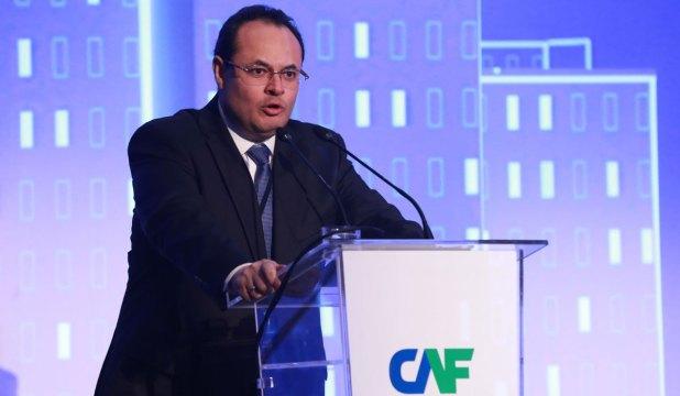Luis Carranza, presidente de CAF.
