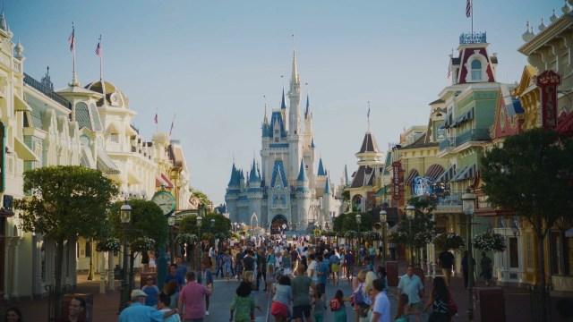 """Los empleados de Disneyhablan de """"limpieza HEPA"""" cuando detectan cenizas humanas."""