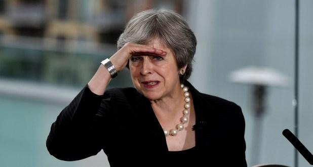 May asumió en 2016 tras la renuncia de David Cameron, con la promesa de completar el proceso de salida de la UE (Reuters)