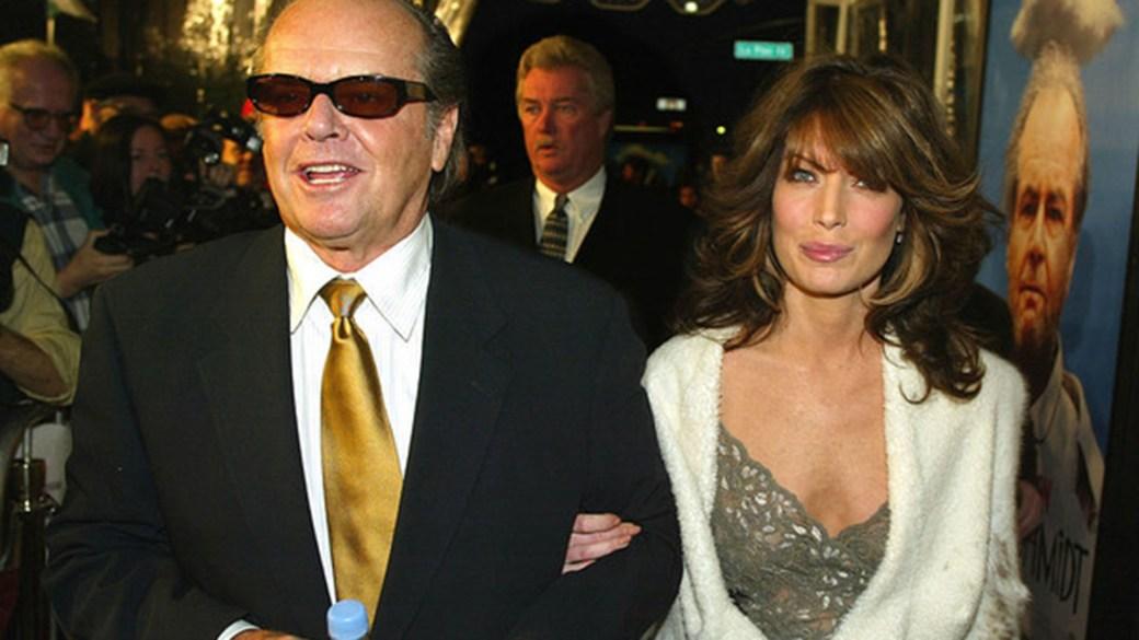 Jack Nicholson y Lara Flynn Boyle
