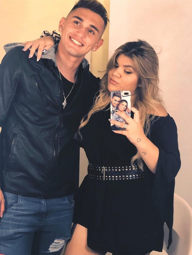 """Morena Rial y Facundo Ambrosioni están en la """"dulce espera"""". (Foto: Instagram)"""