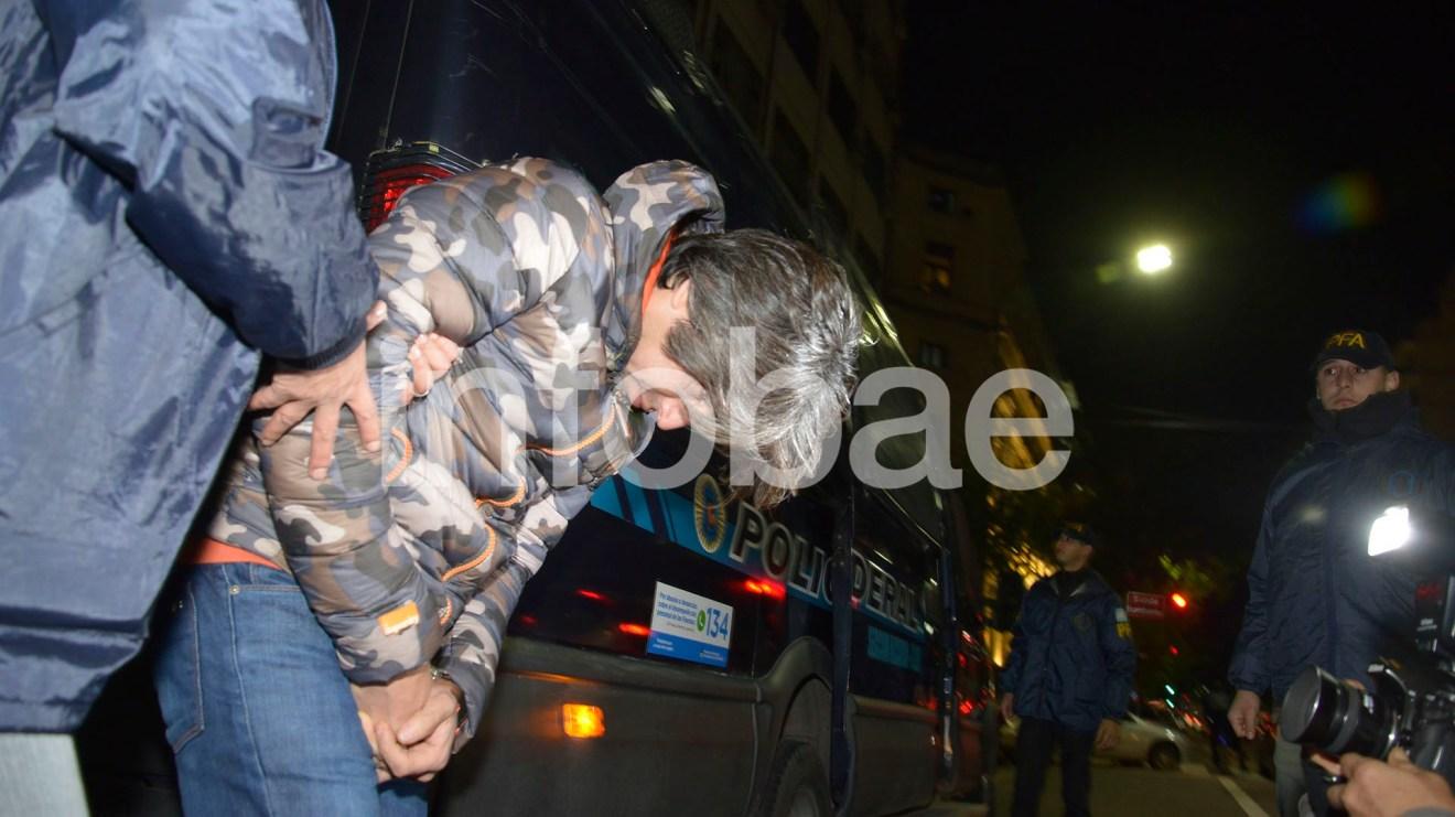 3.-Nelson Lazarte, el ex secretario de Roberto Baratta fue detenido en la madrugada del miércoles en la provincia de Buenos Aires y sería parte del circuito que cobraba las coimas