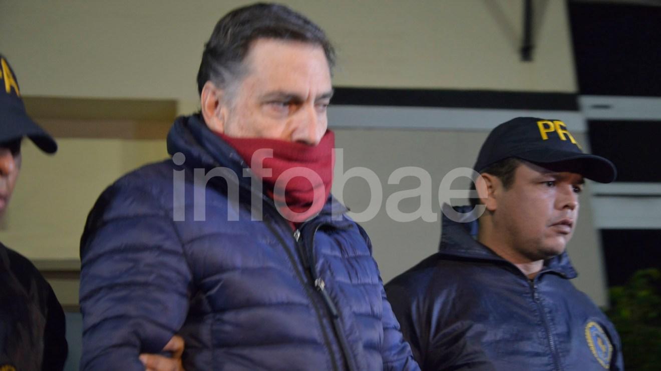 9.- Javier Sánchez Caballero, ex CEO de la empresa IECSA fue detenido en el barrio la Isla en Nordelta