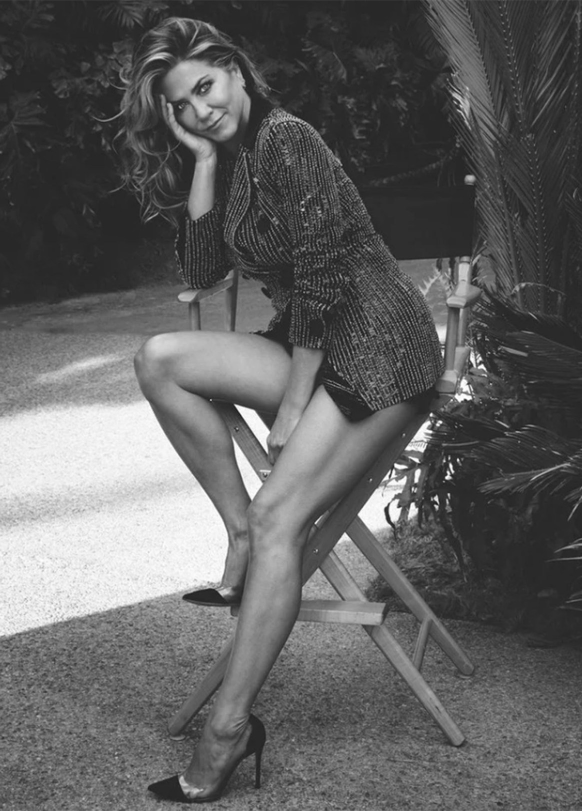 """Jennfer Aniston criticó el papel que la sociedad les asigna a las mujeres: """"Es tiempo de que dejemos de pensar que la belleza tiene la forma de una talla y el tamaño correcto de un trasero"""""""
