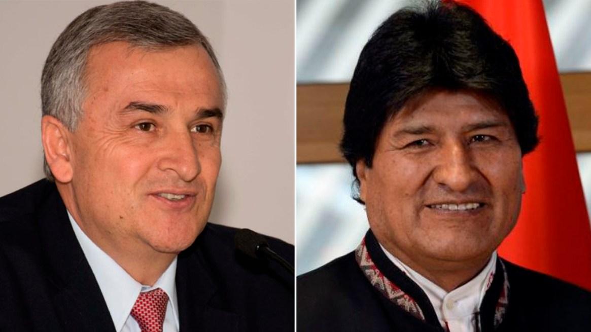 """El mandatario provincialdenunció el """"trato deshumanizado"""" por parte del gobierno de Bolivia"""