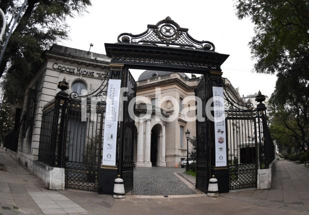 """5. El Museo de Arte Decorativo (Libertador 1902, CABA), donde Baratta se reunió el 26 de mayo de 2010 con """"un tal Carlos"""" con quien, junto aSantiago de Vido -hijo del ex ministro- """"hacía negocios"""""""
