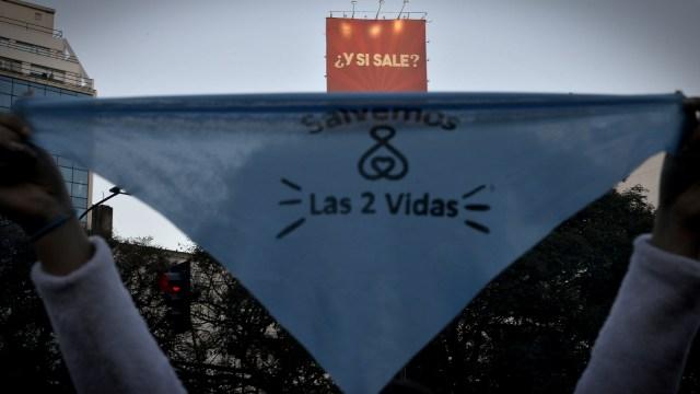 Polémico proyecto en Tucumán en contra de los abortos que ya fueron declarados no punibles (Foto: Gustavo Gavotti)