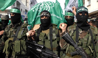 Terroristas de Hamas