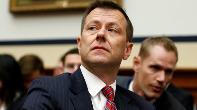 Peter Strzok (Reuters)