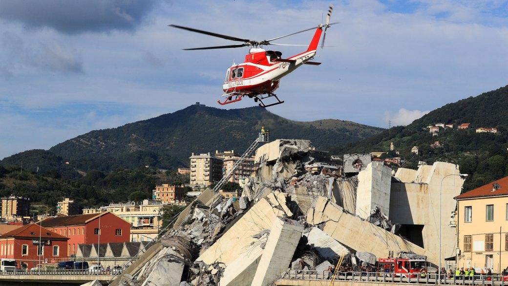 Los equipos de rescate siguen trabajando en busca de víctimas