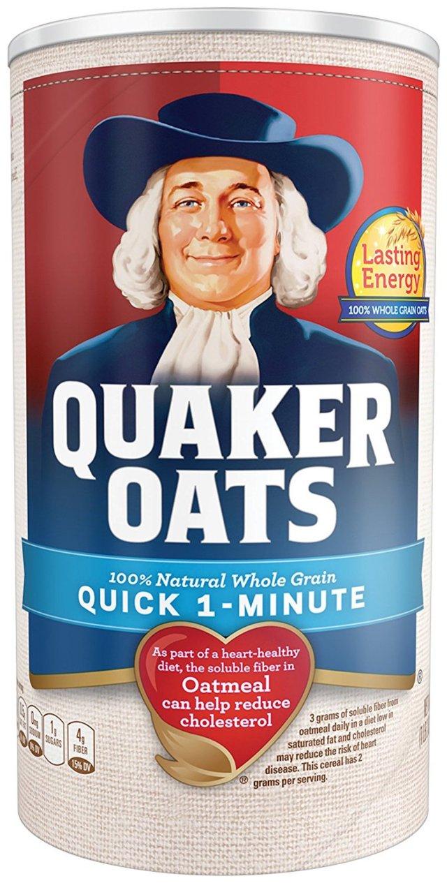 La avena Quaker, presente en los desayunos de millones de niños, mostró rastros de glifosato