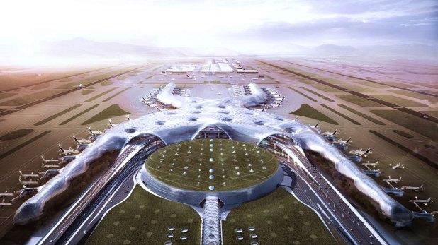 El futuro del nuevo aeropuerto internacional de México está en el aire por la inconformidad de AMLO