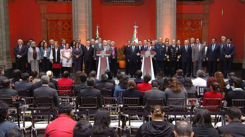 Los dos equipos de trabajo anunciaron los trabajos formales para la transición del gobierno