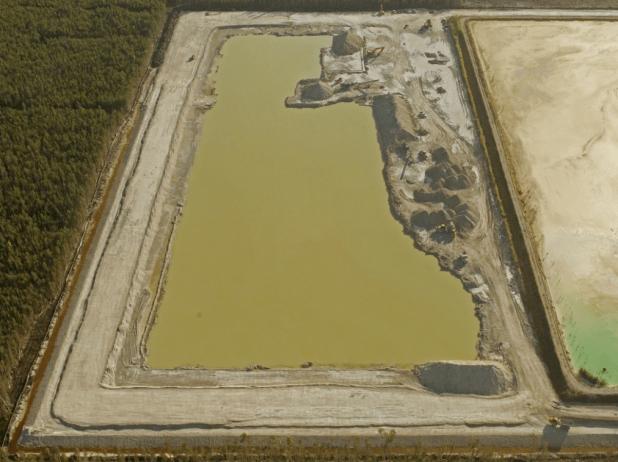 Las fuentes de agua de Miami-Dade están cada vez más en peligro de contaminación, dice una investigación de Bloomberg
