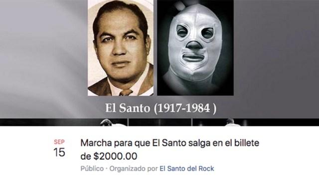 El luchador es una de las figuras más representativas de México