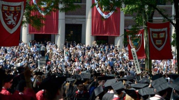 El puntaje por rasgos de la personalidad es uno de los factores más criticados del proceso de selección para ingresar a Harvard. (AFP)