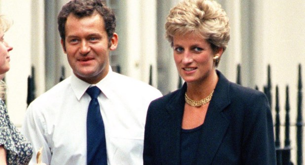Paul Burrell y Lady Di