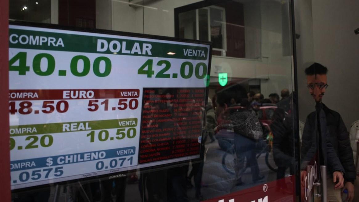 El despertar del mercado dejó atrás el récord de septiembre de 2018, luego de una sostenida apreciación del peso frente a una tasa de inflación que acumuló un 20% desde entonces (Matías Baglietto)