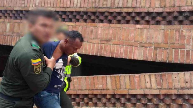 El asesino fue identificado como Amaury García Berrocal, que figura como sicario del Clan del Golfo.