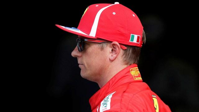 Kimi Raikkonen terminará su ciclo con Ferrari esta temporada (Reuters)