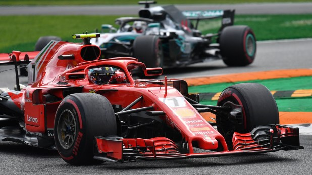 Otro fin de semana de acción en la Fórmula 1 (AFP)