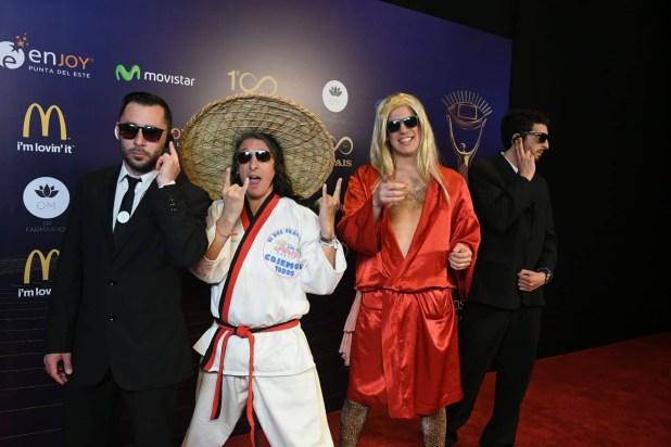 The Party Band (Diario El País de Uruguay)
