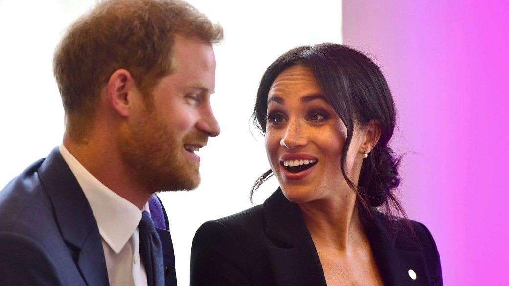 Meghan y el príncipe tuvieron su primera cita en julio del 2016 (AP)