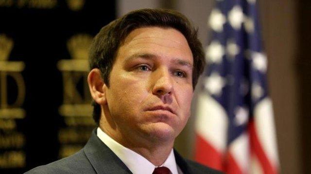 En un virtual empate, el republicano Ron DeSantis se imponía por 1%como gobernador de la Florida. (EFE)