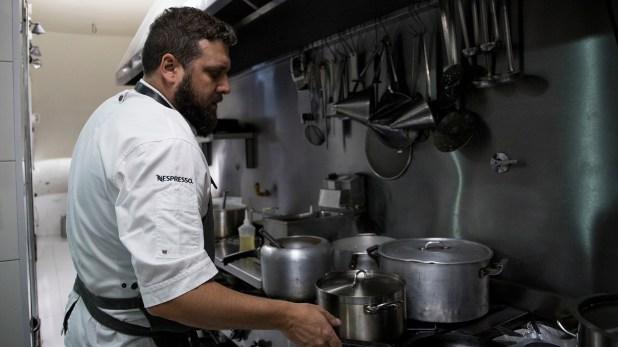 El Baqueano abre sus puertas en San Telmo a partir de las 20 horas, todos los platos son frescos y estacionales y es un proceso de degustación en pasos.