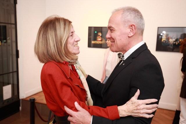 Leonor Kiernan y Martin Wullich