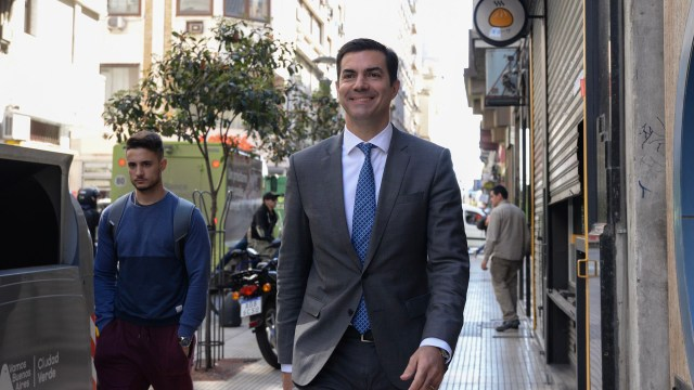 Urtubey es una de los dirigentes peronistas que aspira a ser presidente en 2019 (Julieta Ferrario)