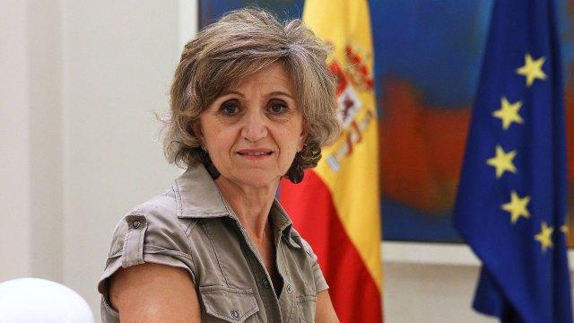 María Luisa Carcedo (EFE)