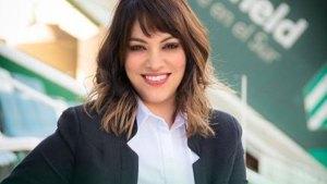 Lucía Barbuto será presidenta de Banfield (@LuciaBarbuto)