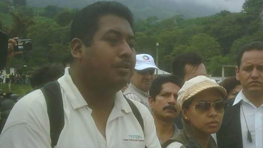 Mario Gómez era corresponsal de El Heraldo en Chiapas (Twitter)