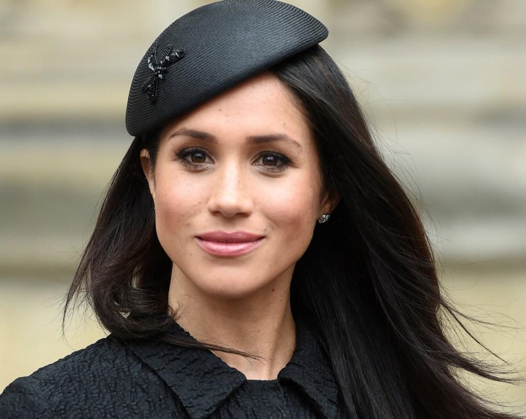 Meghan Markle, esposa del príncipe Harry ( Eddie Mulholland/Pool via Reuters/File Photo