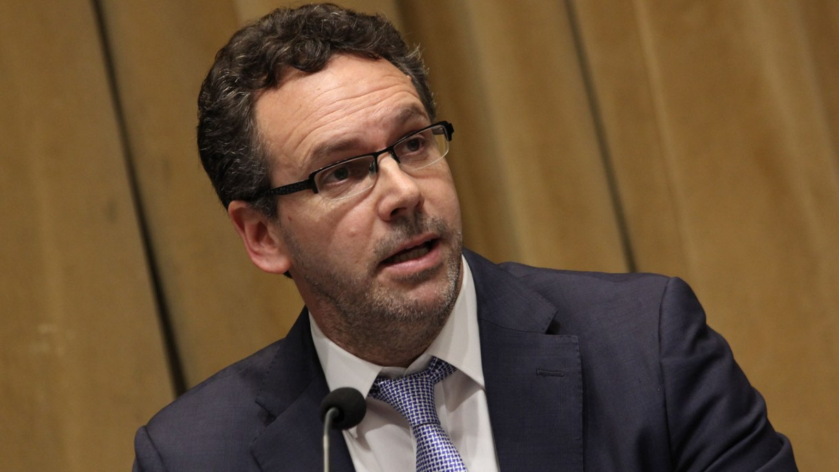 Guido Sandleris, presidente del BCRA. (Matías Baglietto)