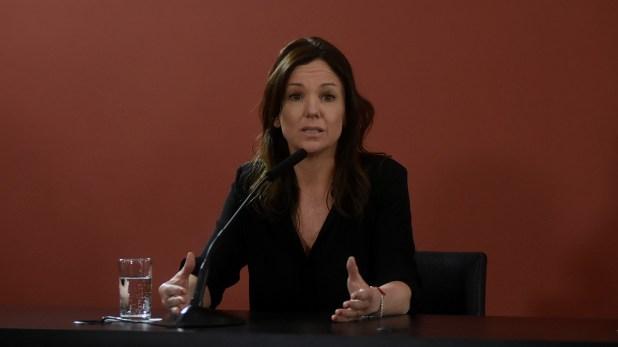 La ministra Carolina Stanley (Nicolás Stulberg)