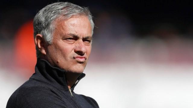 José Mourinho, DT del Manchester United (Reuters)