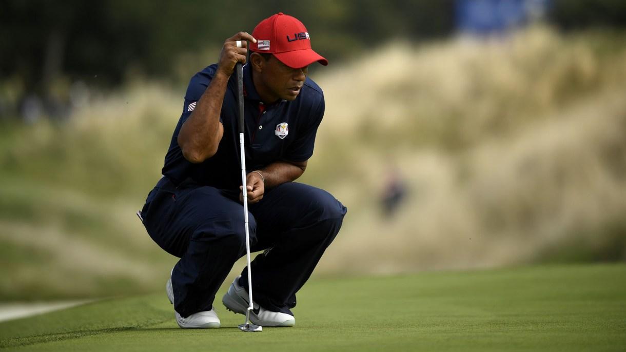 El golfista espera que su primera vez en México sea emocionante y divertida (Crédito: AFP)